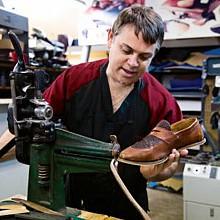 Обувщик по ремонту обуви